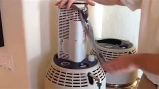 Liquid oxygen tutorial #1
