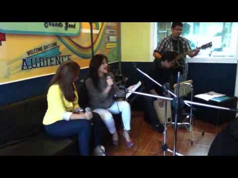 Just give me a reason By Pink and Nate Ruess (Cover by Suy Galvez and Gail Blanco)