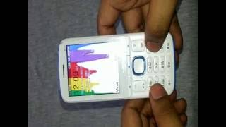 Unboxing and review of Lava Arc blue Mobile Phone