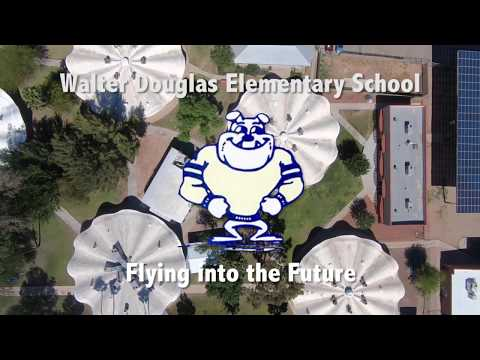 Walter Douglas Elementary School - Construction Plans