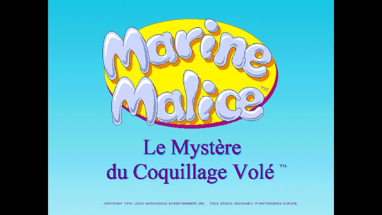 MYSTÈRE ET COQUILLAGE MALICE VOLÉ MARINE LE DU TÉLÉCHARGER