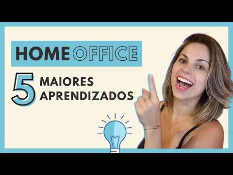 Home Office: 5 aprendizados durante a pandemia