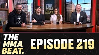 The MMA Beat: Episode 219 (UFC 235: Jones vs. Smith, Ben Askren's Debut, Interim Titles, More)