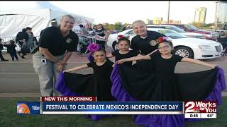 Mexican Independence Day Celebration Comes To Tulsa's River West Park Festival