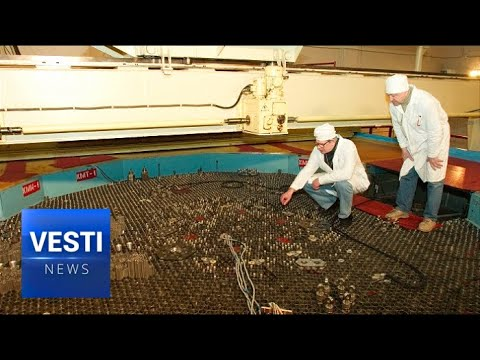 Russia's Nuclear Industry Now Provides Vital Services to Asia! European Plants No Longer Operating!