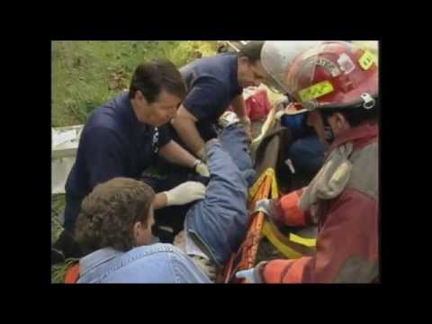 Rural EMS Training Trauma Emergency Accidents - Motorcycle Accident