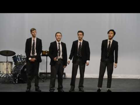 Downside Inter-House Singing Competition | Barlow part-song