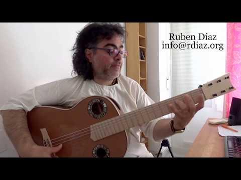 Basic principles to improvise por Alegrias & Solea por Buleria/ Learn Paco de Lucia´s style /R.Diaz