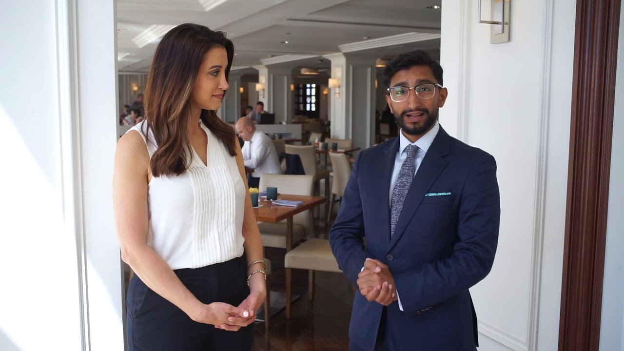 Bermuda Innovation Sprint 2019: Sakhib Waseem, Chief Innovation Officer, Proof of Trust