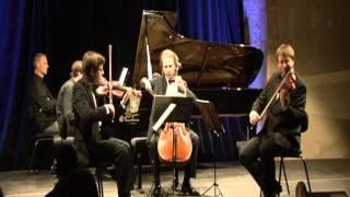 W-A Mozart : Quatuor avec piano n° 1 en Sol mineur KV 478