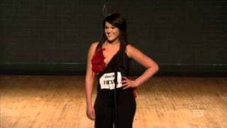 SYTYCD3 - Auditions - Lacey & Benji [HD]