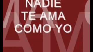 COMO TE AMO YO - GUSTAVO Y REIN (LOS NENES) [DEDICATORIA A VICTORIA GOMEZ]