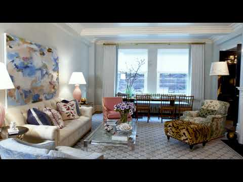 See Inside Phillip Thomas's Gorgeous NYC Apartment | Home Tour | House Beautiful