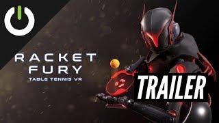 Racket Fury: Table Tennis PSVR Launch Trailer