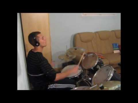 Young Wild And Free Drums
