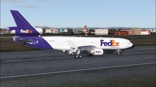 FS2004 - The Final Push (FedEx Express Flight 14 & FedEx Express Flight 80)