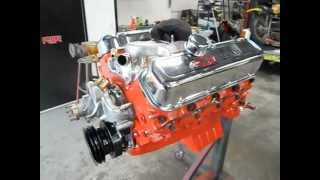 Big Block Chevy Stroker 434 Finished