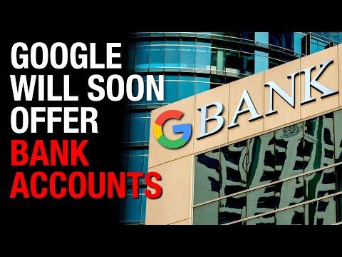 Google Bank Accounts?