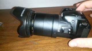 Nikon L810 DSLR review