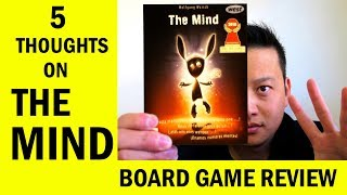 5 Thoughts On 'The Mind' Board Game: Review & Runthrough