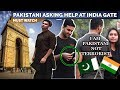 Pakistani in India on Independence Day | Social experiment in India