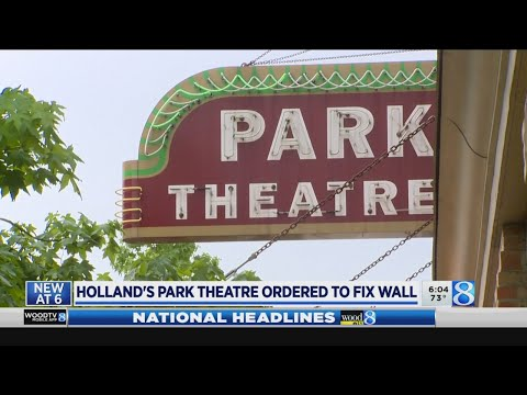 Bricks Crumbling, Park Theatre Ordered To Fix Wall