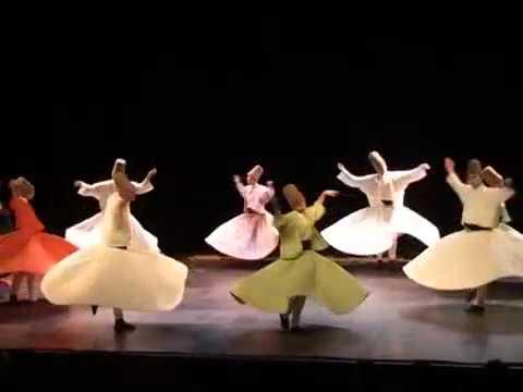 Turkish Dervish Dances