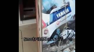 В Актау в банкомате вырезали дыру и украли почти миллион тенге