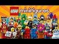 LEGO Minifigures Series 18 RANT!