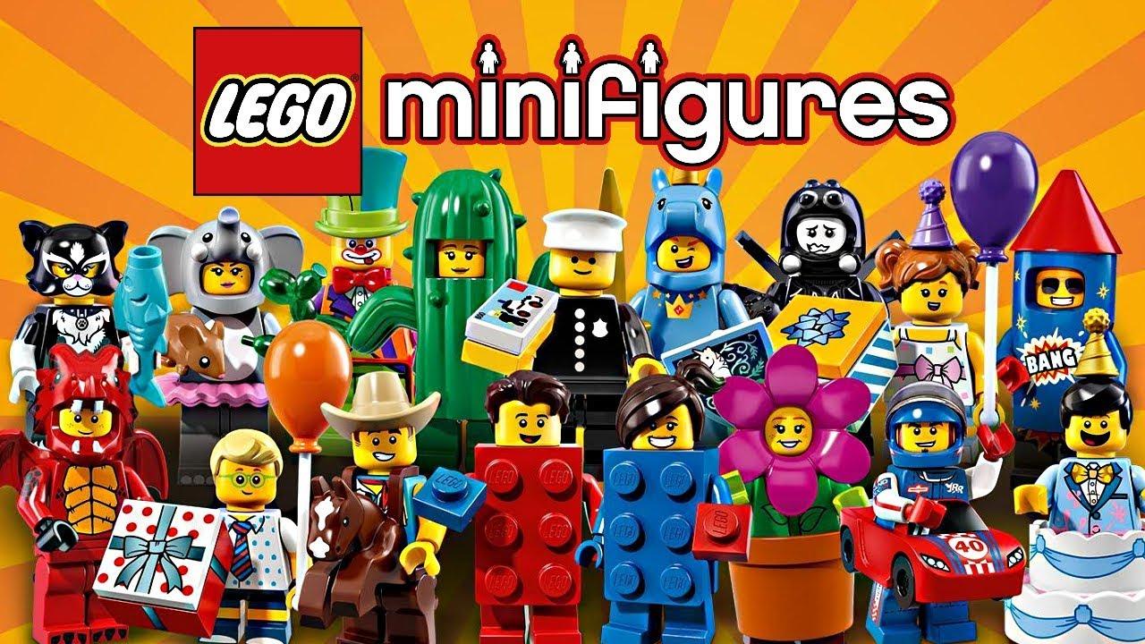 LEGO Minifigures Series 18 RANT! - YouTube