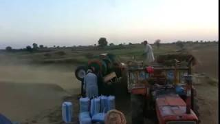 gandum ki thershr Attock, Punjab, Pakistan.
