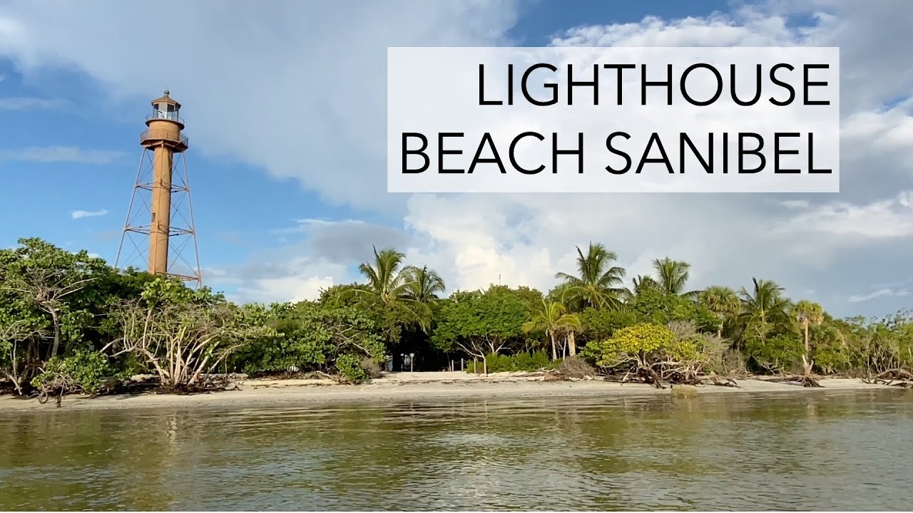 Shelling on Sanibel Island. Lighthouse Beach had so many jellyfish!