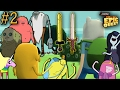 NEW ENEMIES! & WEAPONS! | Adventure Time: Finn and Jake's Epic Quest #2