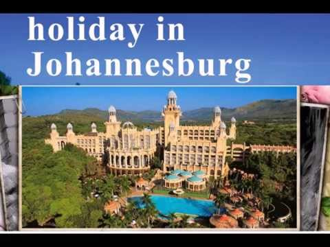 Explore Africa with the best holidays in Johannesburg