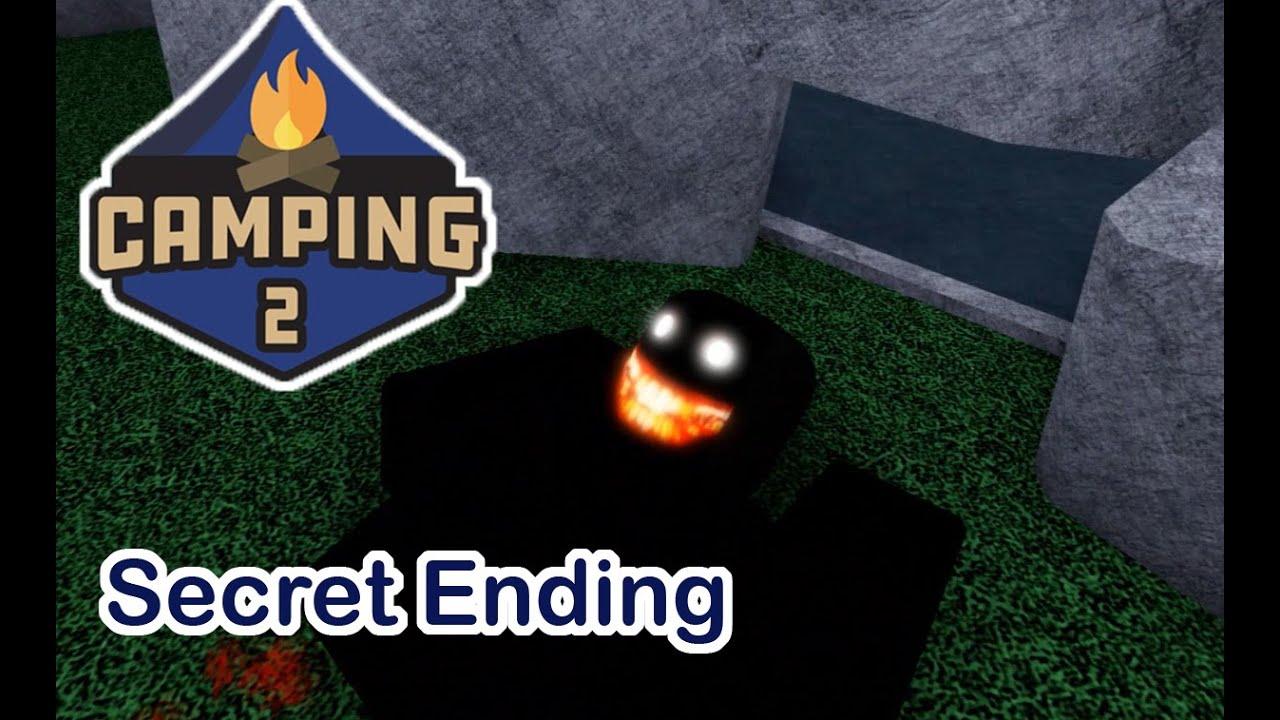 Roblox Camping 2 Secret Ending Youtube