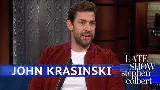 john krasinski savage moments