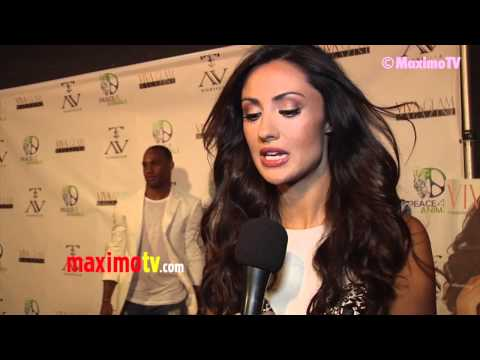 Katie Cleary Interview Viva Glam Magazine April Launch Party #givemeshelter @Katie_Cleary
