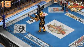 Fire Pro Wrestling World: Fighting Road #18 - New Japan Cup Pt. 2