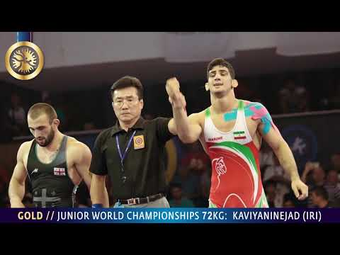 Gold Medal Finals Day 3 at the Junior World Championships