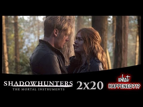 Shadowhunters 2x20 Recap: Who Died? Traitor Revealed!  | What Happened?!?