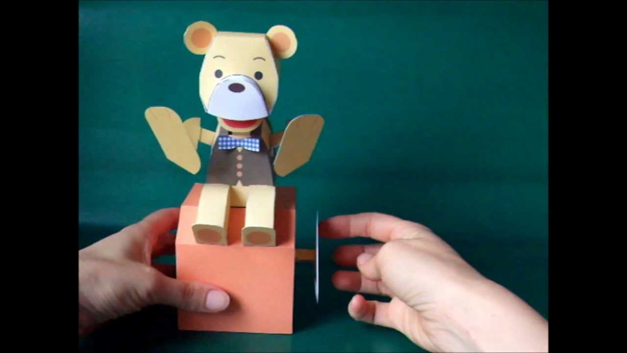how to make japanese paper toys