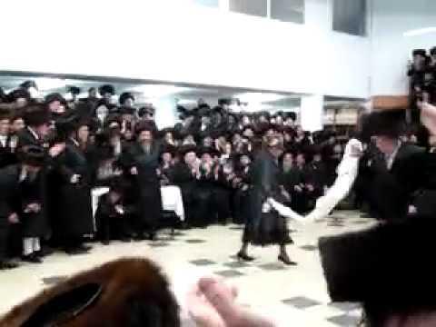 Rachmistrivka Chuson Muhl Mitzva Tantz