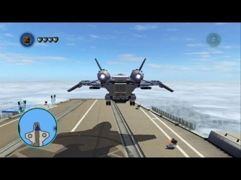 LEGO Marvel Super Heroes - Flying The Quinjet (Vehicle Showcase)