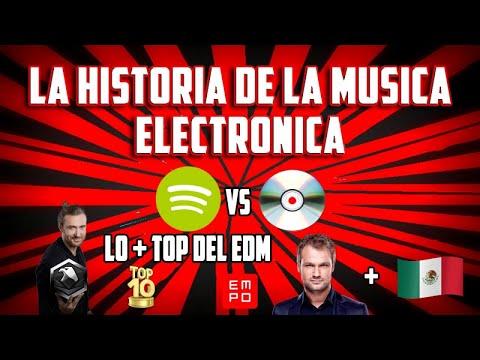 La historia de la música electrónica 😉Dash Berlin en Mexico | Música Digital vs CD | Lo mas nuevo🔥