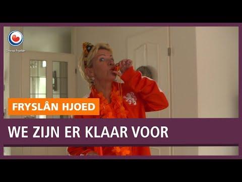 REPO: Ouders Sherida Spitse hebben de oranjeshirts al aan