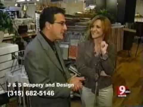 Custom Window Treatments Syracuse, New York. Blinds, Window Shades Draperies, Interior Design.flv