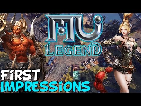 "MU Legend Beta First Impressions ""Is It Worth Playing?"""