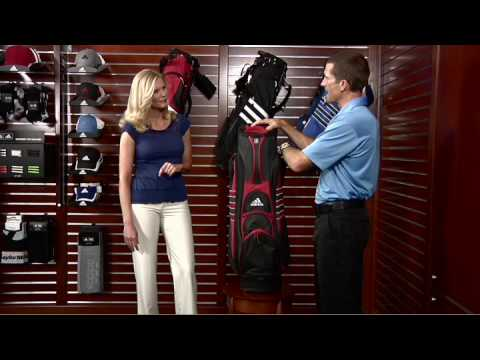 adidas Golf Prevail Cart Bag Overview