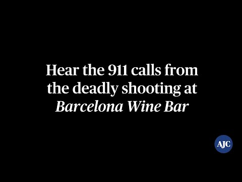 VIDEO: Hear the 911 calls from the deadly shooting at Barcelona Wine Bar