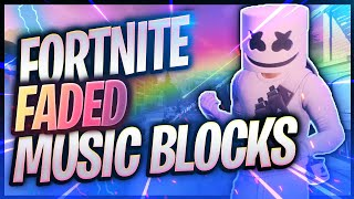 Alan Walker - Faded CampYzY (Fortnite music block cover, island code in description)